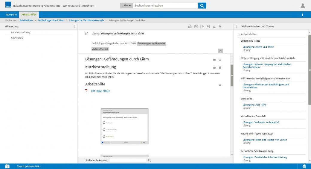 screen weka business portal